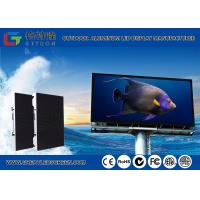 Wholesale Light Weight Energy Saving Digital Billboard Outdoor SMD LED Display Board For Fixed Application from china suppliers