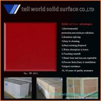 Quality Modified Acrylic Solid Surface Sheet/Slab for sale