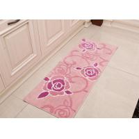 Wholesale Slip-resistance Skidproof Square household Kitchen Floor Mats of microfiber from china suppliers