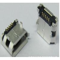Wholesale Horizontal Right angle Female Micro USB Connector SMT For High Definition Monitor from china suppliers