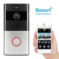 Wholesale New design ring wifi wireless hidden camera smart doorbell from china suppliers
