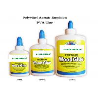 Wholesale Fast Drying PVA Wood Glue 125ml/250ml Plastic Bottle , Hot Melt Glue For Bonding Paper from china suppliers