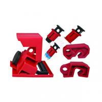 Lockey -Lockout Tagout Manufacturer safety lockout padlock CE certificate  Brady Master key padlock Red