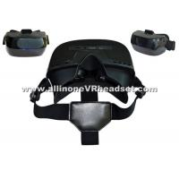 Wholesale 1.8GHz Quad Core CPU Android VR Box , Black Micro USB HD VR Glasses from china suppliers