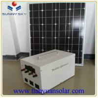 Wholesale TY-056A 50w  portable solar system with best price from china suppliers