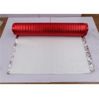Wholesale Anti-crush 2mm Underlayment for Laminate Floors with EPE Foam Red Aluminium Foil from china suppliers