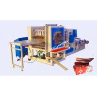 Wholesale Full Automatic Inter Fold Aluminum Foil Machine , three phase pneumatic expansion shaft from china suppliers