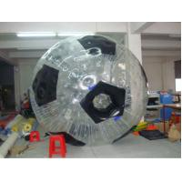 Wholesale Clear PVC / TPU Inflatable Walking Human Hamste Ball for Fun from china suppliers