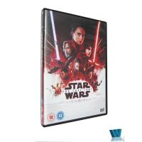 Buy cheap 2018 hot sell Star wars the last jedi Region 2 UK DVD movies region 2 Adult movies Tv series Tv show free shipping from wholesalers