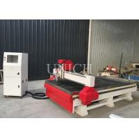 Quality 10mm Pipe wood cnc router machine , 3d Cnc Router 1300*2500mm for sale