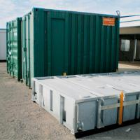 Wholesale Moveable Mini Container House , Fully Finished Storage Container Modular Homes from china suppliers