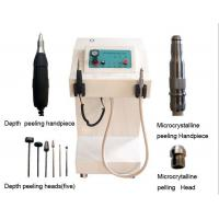 Wholesale Good Crystal And Diamond Microdermabrasion Machine For Acne prone skin , Blackhead  Whitehead from china suppliers