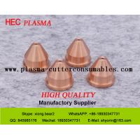 Wholesale Esab PT-37 Plasma Torch Nozzle 0558007680 , Esab Plasma Cutter Consumables from china suppliers