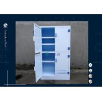 Wholesale Multi Drawers  Acid Storage Cabinet Industrial Grey Or White 850*450*2000mm from china suppliers
