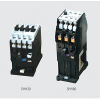 Wholesale Electrical Auxiliary Contactors / Electric Motor Contactor with 3 pole AC 50 / 60Hz from china suppliers