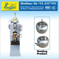 Wholesale Automatic 5KVA Teapot Sieve stainless steel spot welding Machine Precise mould designed from china suppliers