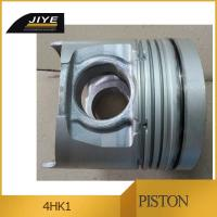 Buy cheap isuzu 4HK1 cylinder piston top shape 61.5mm pin 40*87 from wholesalers