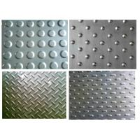 Stainless Steel Diamond Tread Chequered Plate Sheets Manufacturer
