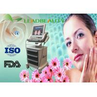Wholesale High Intensity Focused Ultrasound HIFU Beauty Machine For Wrinkle Removal / Face Lifting from china suppliers