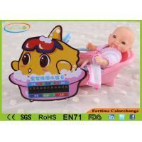 Wholesale Promotional Baby Bath Thermometer Card / Safety 1st Baby Bath Temperature Thermometer from china suppliers