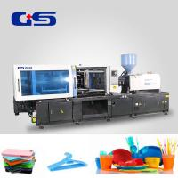Wholesale High Performance 60 Ton Injection Molding Machine , Plastic Can Making Machine from china suppliers