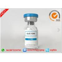 Wholesale Growth Hormone Peptides Lyophilized Powder CJC-1295 With / Without DAC from china suppliers