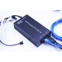 Wholesale Black Silver HDMI USB Extender for HDMI and USB Over Single Cat6 - 3D 4K Support HDBASET from china suppliers