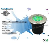 Wholesale 7W IP67 Waterproof Low-Voltage Landscape Led Lighting Kits  Green Source from china suppliers
