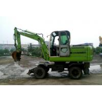 Wholesale Colorful Wheel Loader Excavator Long Service Life Fast Response Speed from china suppliers