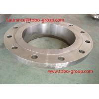 Quality Carbon steel slip on weld neck flange for sale