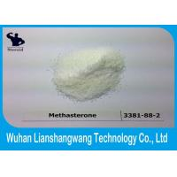 Wholesale Superdrol Methasterone Oral Injectable Anabolic Steroids For Bodybuilding CAS 3381-88-2 from china suppliers