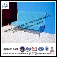 Wholesale perforated sheet for outerdoor furniture from china suppliers