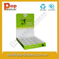 Wholesale Pen Table Top Counter Display Stands Lightweight With Full Color from china suppliers