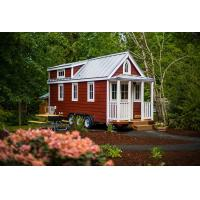 Wholesale Rugged Prefabricated Tiny House Small Modern Prefab Homes from china suppliers