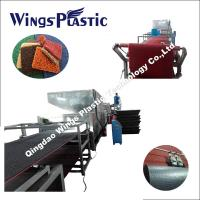 Plastic PVC Coil Car Mat Extrusion Machinery Manufacturing Factory