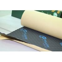 Wholesale Rubber Foam Sound Absorption Pad Fireproof 8mm Self - Adhesive Insulation Mat from china suppliers