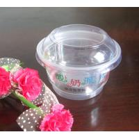 Wholesale 170ml Clear Disposable Dessert Cups For Ice Cream , Plastic Cups from china suppliers