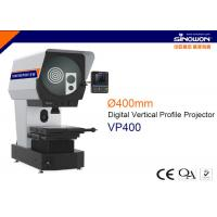 Wholesale High Accuracy 200*100mm Digital Vertical Profile Projector with DP400(510-340) from china suppliers