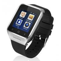 Quality ZGPAX S8 Smart Watch Smartphone Android 4.4 MTK6572 Dual Core 1.5Inch GPS 5.0MP Camera Blu for sale