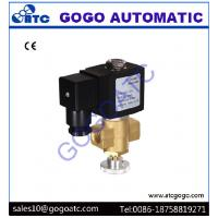 Wholesale Manually Adjustable Solenoid Air Valve For Natural Gas / Liquefied Gas Energy Saving from china suppliers
