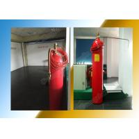 Wholesale Petrochemical Fire Detecting Extinguisher 25m 42kg Fire Detection System from china suppliers