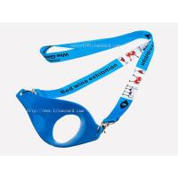Wholesale Fashion Custom Glass Holder Lanyard, Imprinted Wine Glass Holder Lanyard Strap from china suppliers