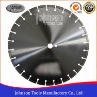 Wholesale Customized Fast Speed 400mm Diamond Blade , Dry Cut Saw Blade High Efficiency from china suppliers