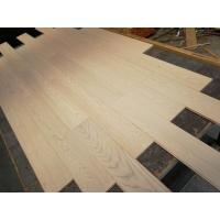 Wholesale Russian  White Oak engineered flooring, A/B grade, good quality, fixed 910MM length, for Thailand  & Vietnam market from china suppliers