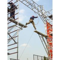 Wholesale 8m Maintenance Modular Climbing Scaffolding / Aluminum alloy Ladder Scaffolding from china suppliers