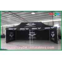 Wholesale Aluminum Frame Folding Waterproof Tent  / Black Giant Outdoor Tent from china suppliers