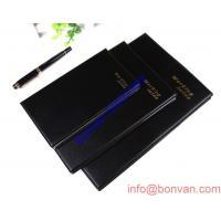 Wholesale notebooks stationary agenda meeting notebook,promotional hardcover notebook from china suppliers