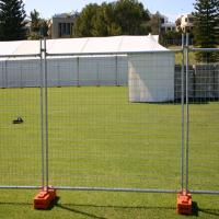 Buy cheap welded mesh panel temporary fence/temporary fence from wholesalers