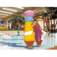 Wholesale spray park equipment, kids water play equipment, water slide equipment from china suppliers