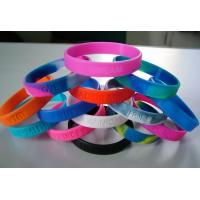 Wholesale Silicone Bracelet from china suppliers
